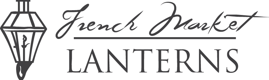 French Market Lanterns Logo